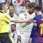 برشلونة يبعد الريال عن سباق التتويج