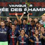 باريس سان جيرمان يدك شباك موناكو برباعية و يحرز كأس السوبر