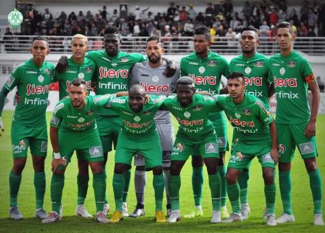 500مليون منحة الرجاء بعد التأهل لنصف نهائي كأس الكونفدرالية الإفريقية