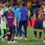 """""""كورونا"""" يهدد برشلونة بالإفلاس"""
