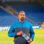 البهجة حاضر في نهائي كأس محمد السادس للأندية الأبطال بين الرجاء واتحاد جدة السعودي