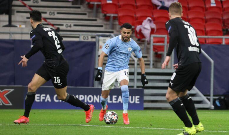 مانشستر سيتي يلتحق بركب المتأهلين إلى ربع النهائي دوري أبطال أوروبا