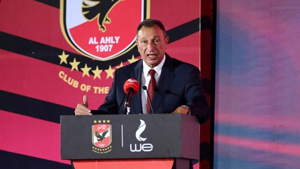 الأهلي المصري يبعث برسالة مهمة إلى فوزي لقجع