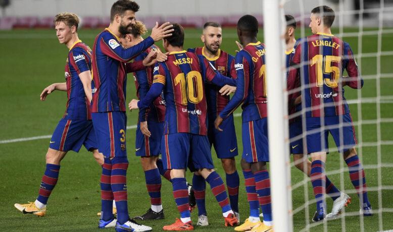 تشكيلة المتوقعة لبرشلونة أمام هويسكا