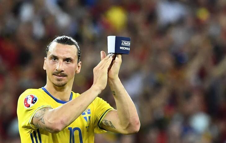 رسميا ... إبراهيموفيتش يعود للمنتخب السويدي