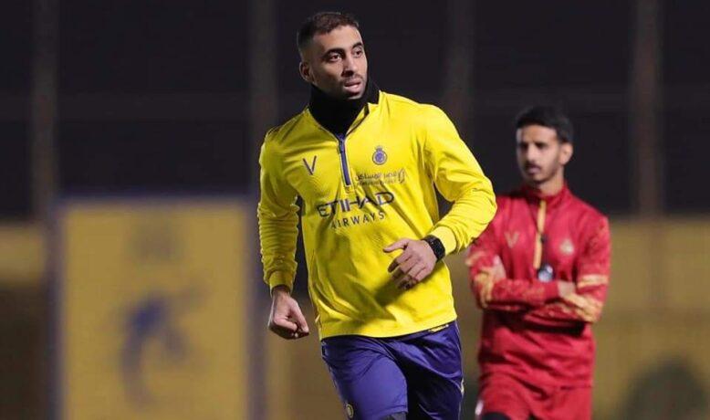 """""""الجلاد"""" حمد الله يقود النصر إلى فوز في الكلاسيكو بعد غياب طويل عن الملاعب"""
