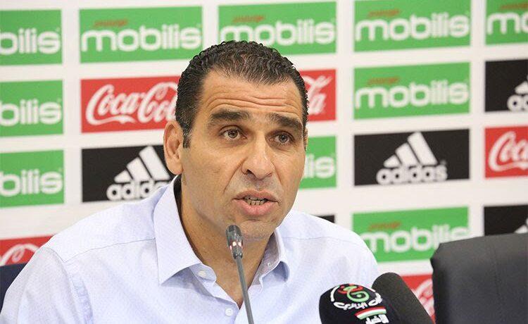 بعد إنسحابه أمام لقجع .. أيام قليلة تفصل زطشي عن مغادرة كرسي رئاسة الإتحاد الجزائري