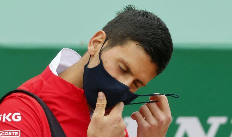 دجوكوفيتش ينسحب من بطولة مدريد المفتوحة