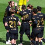 برشلونة يعبر غواصات فياريال و يواصل ملاحقة المتصدر أتليتيكو مدريد