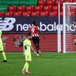 أتلتيك بلباو يطيح بأتلتيكو مدريد و يشعل المنافسة على الليغا