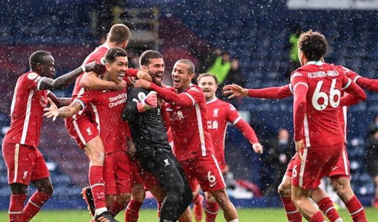 ليفربول الإنجليزي يتأهل رسميا إلى دوري أبطال أوروبا