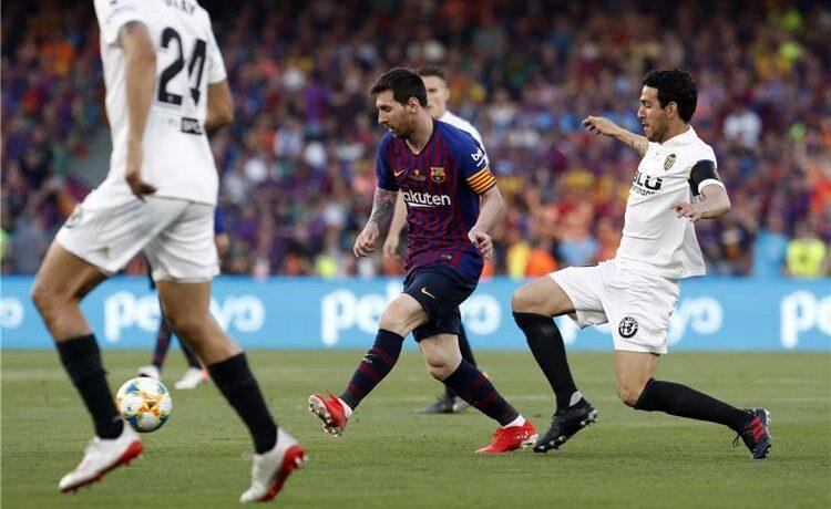 فالنسيا/برشلونة... الخطأ ممنوع