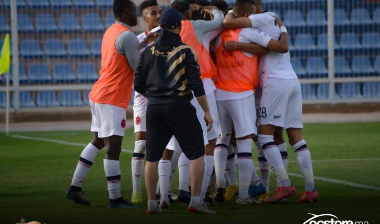التشكيلة الرسمية لأولمبيك آسفي أمام الحسنية