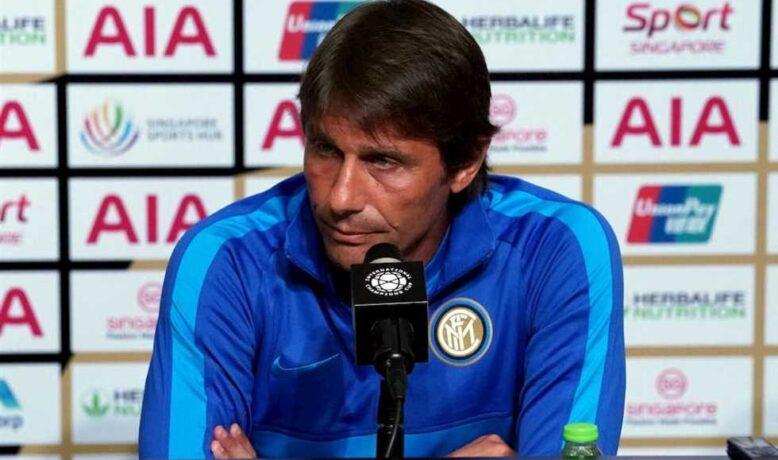 رغم فوزه بلقب الدوري الإيطالي.. إنتر ميلان ينفصل عن كونتي