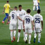 رسميا ... ريال مدريد يعلن غياب فاران أمام تشيلسي