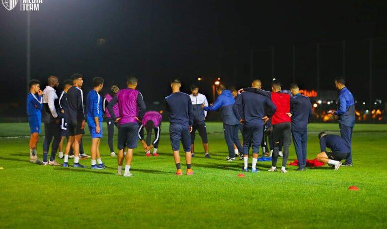 التشكيلة الرسمية لإتحاد طنجة أمام المغرب الفاسي
