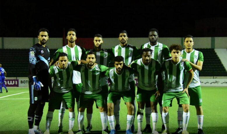 رجاء بني ملال يتأهل إلى نصف نهائي كأس العرش على حساب حسنية أكادير