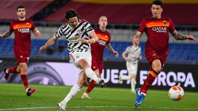 مانشستر يونايتد يسقط أمام روما ويتأهل لنهائي الدوري الأوروبي