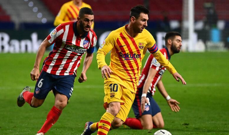 عاجل .. التشكيلة الأساسية لبرشلونة و أتليتيكو مدريد