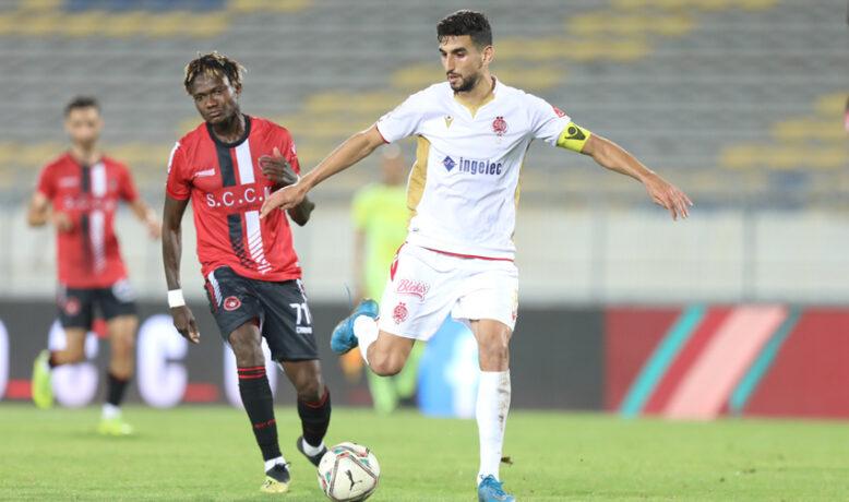 الجماهير الودادية تختار وليد الكرتي أفضل لاعب في مواجهة شباب المحمدية