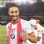 """ياسين الصالحي: """"لقب أحسن هداف في كأس العرب سبب تسميتي ب""""الصالحي كلاكسي"""""""