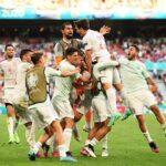 إسبانيا تقسو على كرواتيا بخماسية وتتأهل إلى دور الربع