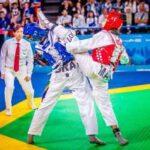 المغرب يحصد 8 ميداليات في بطولة إفريقيا للتايكوندو