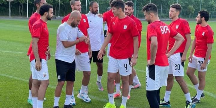 المنتخب الأولمبي المصري  يبدأ الاستعداد للأرجنتين