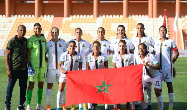 الجيش الملكي يتأهل إلى دوري أبطال إفريقيا سيدات