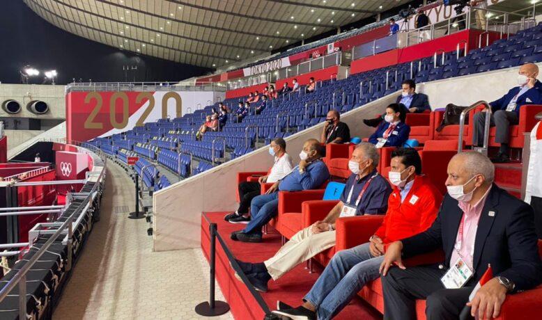 وزير الرياضة يهنىء منتخب اليد بفوزه أمام البرتغال فى الظهور الأول بأولمبياد طوكيو