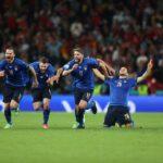 """إيطاليا إلى نهائي """"اليورو"""" على حساب منتخب إسبانيا"""