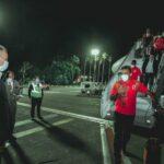 وزير الرياضة يطمئن على بعثة الأهلي بالمغرب قبل نهائي دوري أبطال إفريقيا