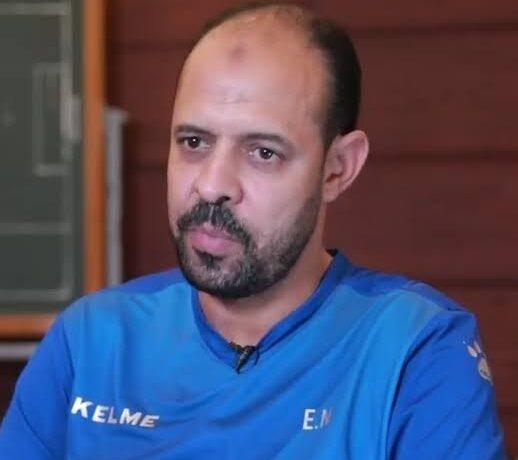 المدير الفني للمقاولون عماد النحاس يتقدم بإستقالته