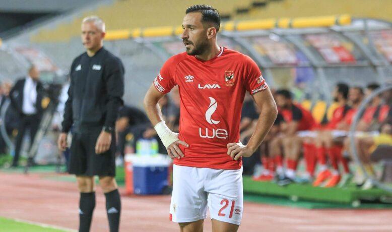 التونسي معلول يدخل نادي المائة مع الأهلي في الدوري المصري