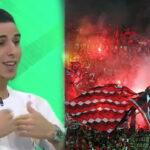 """الدولي الليبي """"مؤيد اللافي"""" ما ينقصني هو اللعب أمام جمهور الوداد لأنه مركز القوى"""