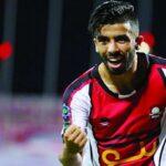 البركاوي يفتتح عداده التهديفي في الدوري السعودي