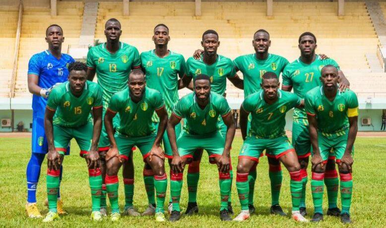 24 لاعبًا في قائمة موريتانيا لمواجهة تونس في تصفيات المونديال
