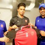 التونسي سيف الدين العربي إلى نادي قيصومة السعودي