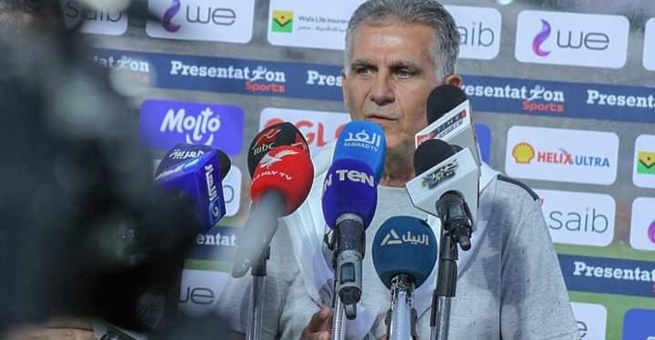قائمة المنتخب المصري المبدئية التي ستشارك بكأس العرب