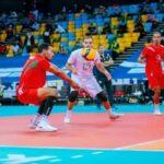 إقصاء المنتخب المغربي لكرة الطائرة من نصف نهائي كأس إفريقيا