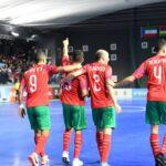 ربع نهائي حارق ينتظر المنتخب المغربي لكرة القدم داخل القاعة