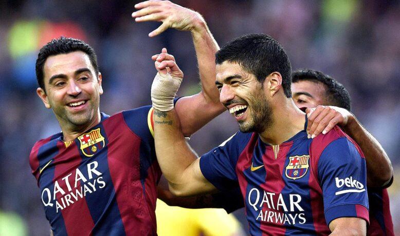 سواريز: على تشافي عدم القدوم إلى برشلونة