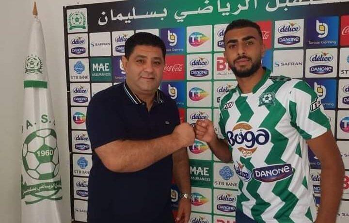 الترجي يعير لاعبًا آخر لنادي مستقبل سليمان