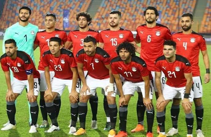 إعلان أسماء لاعبي المنتخب المصري إستعدادا لمواجهة ليبيا يوم ٢٦ سبتمبر