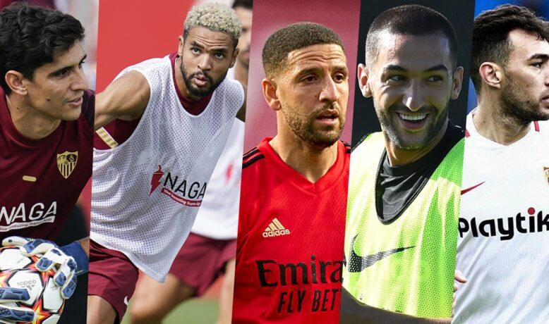 دوري أبطال أوروبا ينطلق مع 5 مغاربة