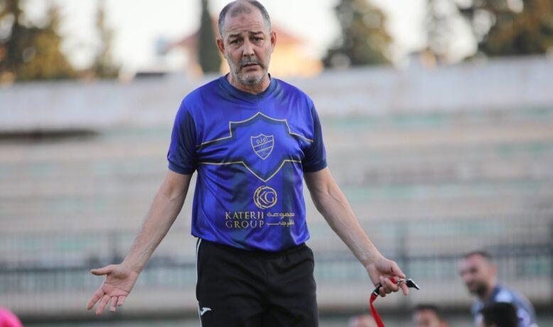 قيس اليعقوبي ثالث المدربين التونسيين في الدوري الجزائري