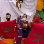 نلعبو عليها ونجيبوها.. هكذا يشجع المغاربة من لتوانيا أسود الصالة