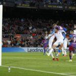 برشلونة يخطف التعادل في آخر الدقائق ضد غرناطة