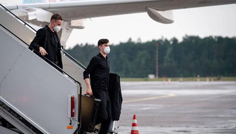 ألمانيا تنجو من كارثة جوية