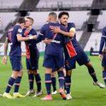 باريس يحافظ على سلسلة انتصاراته بفوزه على مونبوليه